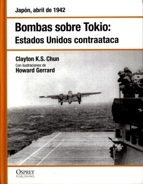 Osprey WWII 12 -Bombas sobreTokyo 01