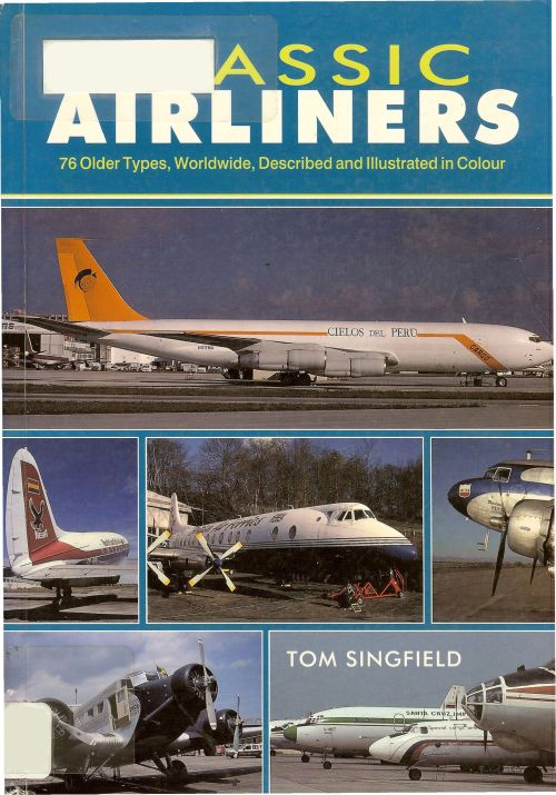 classic airliners - Sinfield